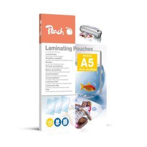Peach  Laminierfolien A5, 125 mic, glänzend, PPR525-03, 25 Stück