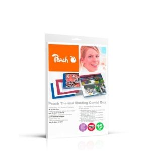 Peach Foto Album Combi Box für 15 Fotoalben (je 14-30 Fotos 10x15cm, weiss) - R-PBT406-06