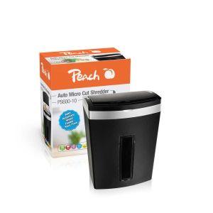 Peach  Auto Mikroschnitt Aktenvernichter - PS600-10