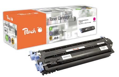 Peach  Tonermodul magenta kompatibel zu HP Color LaserJet 2600