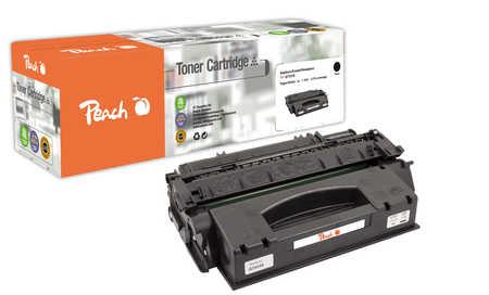 Peach  Tonermodul schwarz, High Capacity kompatibel zu HP LaserJet P 2015
