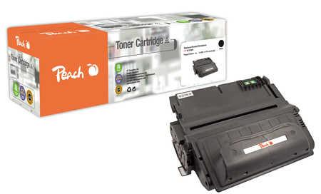 Peach  Tonermodul schwarz kompatibel zu HP LaserJet 4200