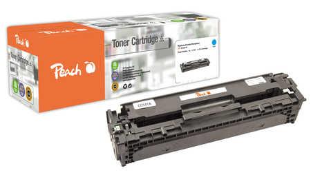 Peach  Tonermodul cyan, kompatibel zu HP Color LaserJet CP 2025 N