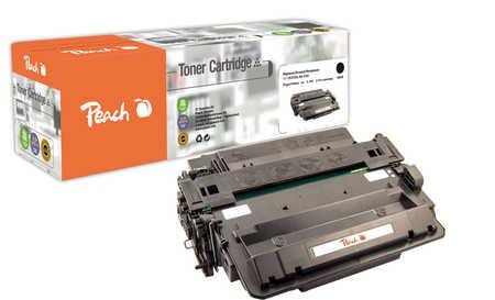 Peach  Tonermodul schwarz kompatibel zu HP LaserJet P 3015 D