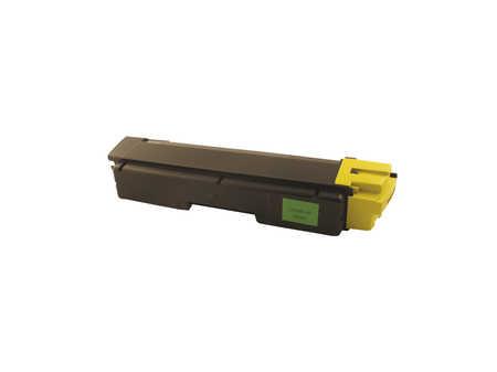 Peach  Tonermodul gelb kompatibel zu Kyocera FSC 2026 MFP