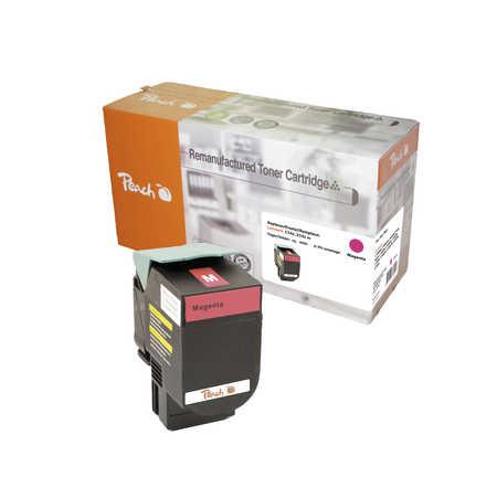 Peach  Tonermodul magenta, kompatibel zu Lexmark C 544 DN