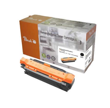 Peach  Tonermodul schwarz kompatibel zu HP Color LaserJet Enterprise MFP M 680