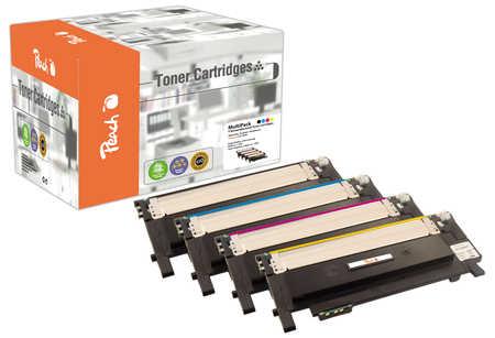 Peach  Spar Pack Tonermodule kompatibel zu Samsung Xpress C 430 W
