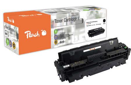 Peach  Tonermodul schwarz kompatibel zu HP Color LaserJet Pro MFP M 477 fnw