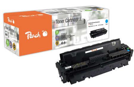 Peach  Tonermodul cyan kompatibel zu HP Color LaserJet Pro MFP M 477 fnw