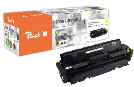 Peach  Tonermodul gelb kompatibel zu HP Color LaserJet Pro MFP M 477 fnw