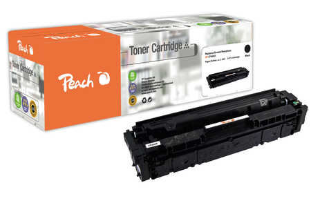 Peach  Tonermodul schwarz kompatibel zu HP Color LaserJet Pro M 252 n