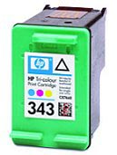 Original  Tintenpatrone color HP PSC 1510