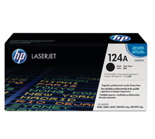Original  Tonerpatrone schwarz HP Color LaserJet 2600