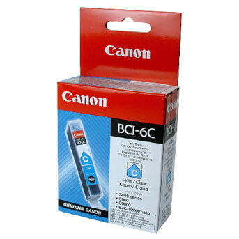 Original  Tintenpatrone cyan Canon BJC 8200