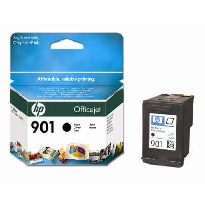 Original  Tintenpatrone schwarz HP OfficeJet J 4540