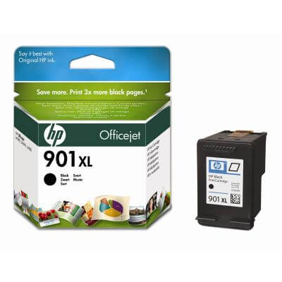 Original  Tintenpatrone schwarz, High Capacity HP OfficeJet J 4540