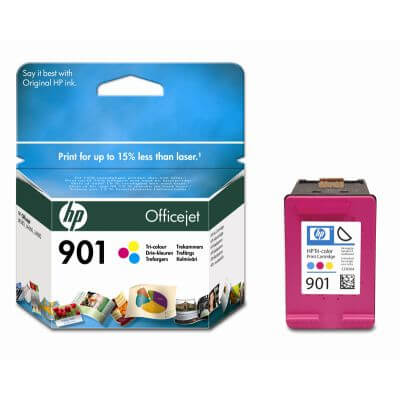 Original  Tintenpatrone color HP OfficeJet J 4540