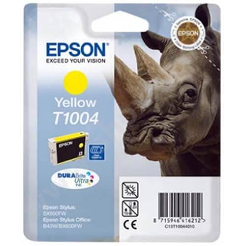 Original  Tintenpatrone gelb Epson Stylus Office BX 310 FN
