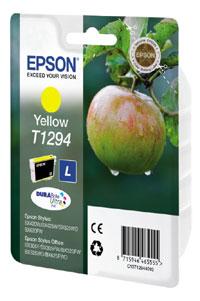 Original  Tintenpatrone gelb Epson Stylus SX 420 W