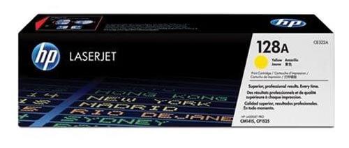 Original  Tonerpatrone gelb HP LaserJet Pro CP 1525