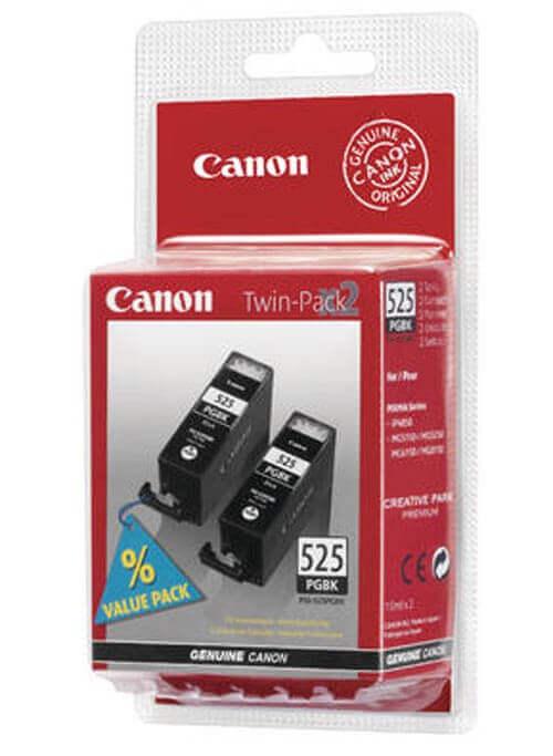 Original 2  Tintenpatronen schwarz, Canon Pixma MG 5150