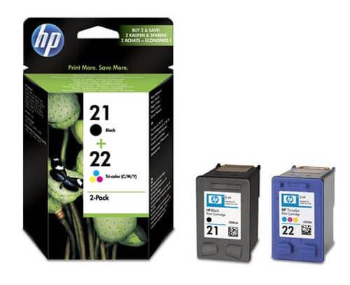 Original  Combopack Tinte schwarz, color, HP OfficeJet 4625