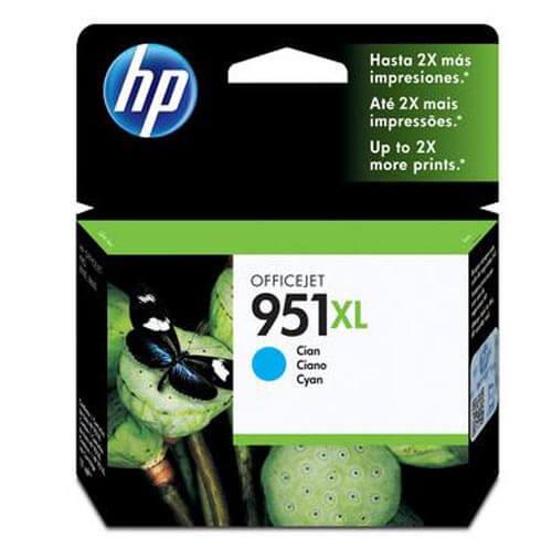 Original  Tintenpatrone cyan HP OfficeJet Pro 251 dw