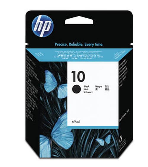 Original  Tintenpatrone schwarz HP DesignJet 500 E