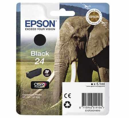 Original  Tintenpatrone schwarz Epson Expression Photo XP-950