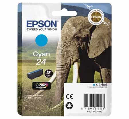 Original  Tintenpatrone cyan Epson Expression Photo XP-950