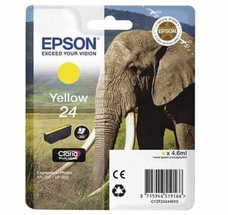 Original  Tintenpatrone gelb Epson Expression Photo XP-950