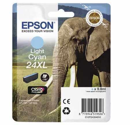 Original  Tintenpatrone XL light cyan Epson Expression Photo XP-950