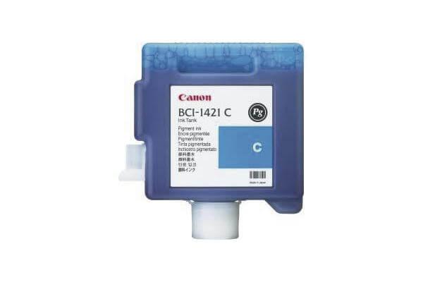Original  Tintenpatrone cyan Pigment Canon BJW 8400 P