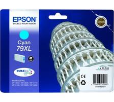 Original  Tintenpatrone XL cyan Epson WorkForce Pro WF-5110 DW