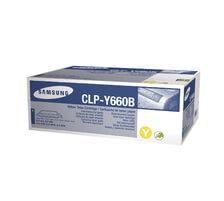 Original  Tintenpatrone gelb Samsung CLP-610 ND