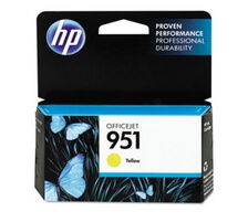 Original  Tintenpatrone gelb HP OfficeJet Pro 251 dw