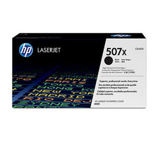Original  Tonerpatrone schwarz XL HP LaserJet Enterprise 500 color M 575 c