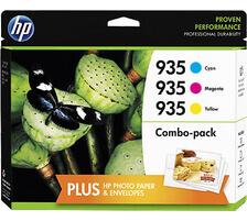 Original  Valuepack Tinte color, HP OfficeJet Pro 6230