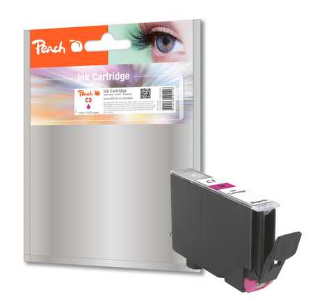 Peach  Tintenpatrone magenta kompatibel zu Canon BJC 8200