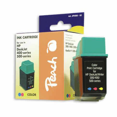 Peach  Druckkopf color kompatibel zu HP DeskJet 310 Series