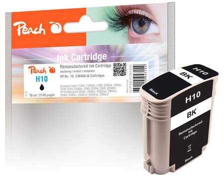 Peach  Tintenpatrone schwarz kompatibel zu HP DesignJet 500 E