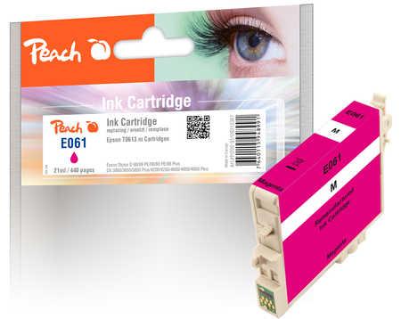 Peach  Tintenpatrone magenta kompatibel zu Epson Stylus DX 4850