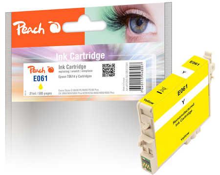 Peach  Tintenpatrone gelb kompatibel zu Epson Stylus DX 4850