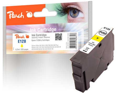 Peach  Tintenpatrone gelb kompatibel zu Epson Stylus SX 420 W