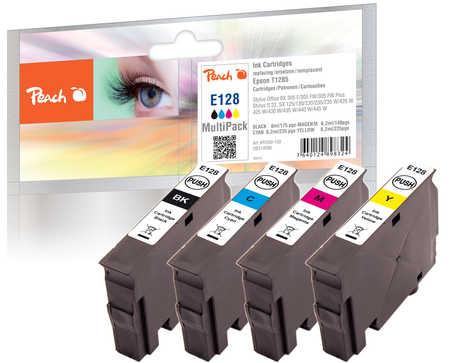 Peach  Spar Pack Tintenpatronen kompatibel zu Epson Stylus SX 420 W