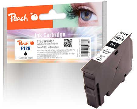 Peach  Tintenpatrone schwarz kompatibel zu Epson Stylus SX 420 W