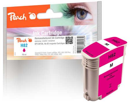 Peach  Tintenpatrone magenta kompatibel zu HP DesignJet 500 E