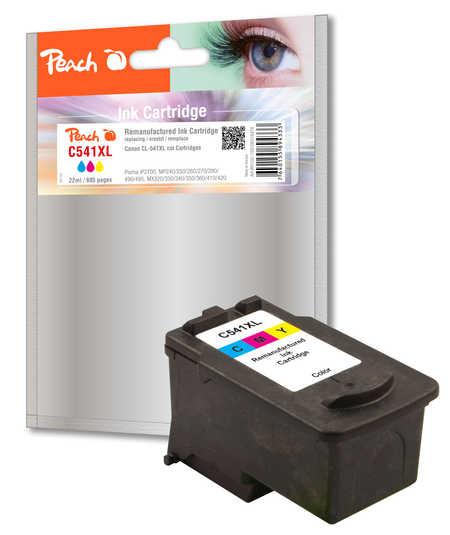 Peach  Druckkopf XL color kompatibel zu Canon Pixma MG 2250