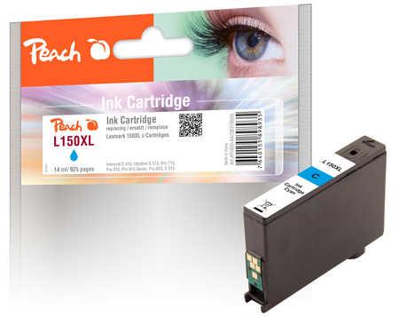 Peach  Tintenpatrone cyan XL kompatibel zu Lexmark Interpret S 415